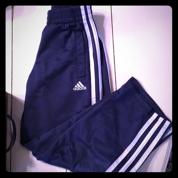 adidas Other - Adidas Boys Pants Size 7 Navy